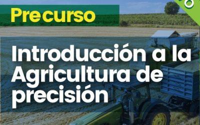 Pre-curso de agricultura de precisión