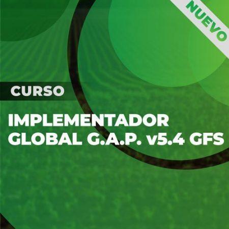 Curso: Implementación de la norma Global G.A.P. IFA 5.4 GFS
