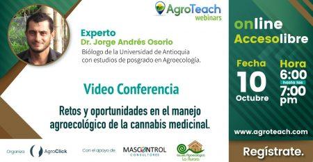 Webinar-cannabis-medicinal-agroclick,agroteach