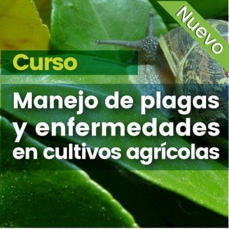 Curso:  Manejo integrado de plagas y enfermedades en cultivos agrícolas