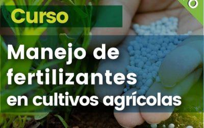 Curso: Manejo de fertilizantes en cultivos agrícolas para Global G.A.P