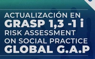 Curso: Actualización Global G.A.P. Modulo Add- on GRASP – Risk Assessment on Social Practice GRASP V 1.3.-1i