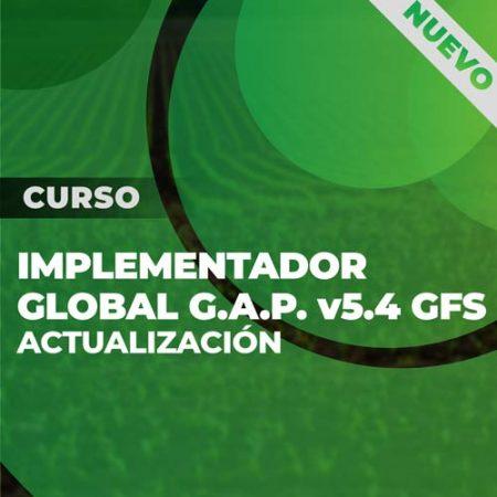 Curso Actualizacion Implementador Global GAP V5.4 GFS