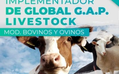 Curso Implementador de Global GAP LiveStock