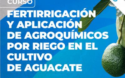 Curso Fertirrigacion y Aplicacion de Agroquimicos por riego en el cultivo de Aguacate